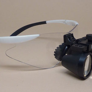2.5x Magnifying Loupes on Frames (medium)