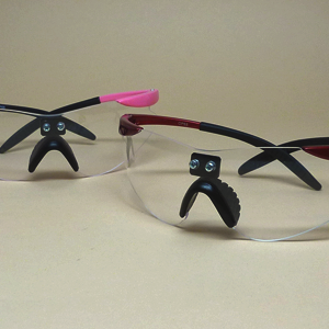 Replacement Safety Frame for Magnifying Loupes